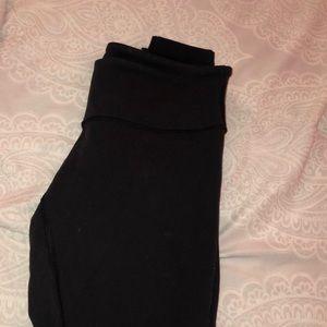 Pants - Black lulu wunder unders